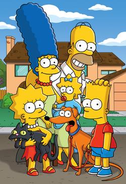 """Έσπαγα το κεφάλι μου να θυμηθώ την """"πηγή"""" της έμπνευσης του σχεδιαστλη του νέου """"ήλιου"""" του ΠΑΣΟΚ και, στο τέλος το βρήκα! Είναι η κόμωση της θυγατέρας του ζεύγους Simpson!"""