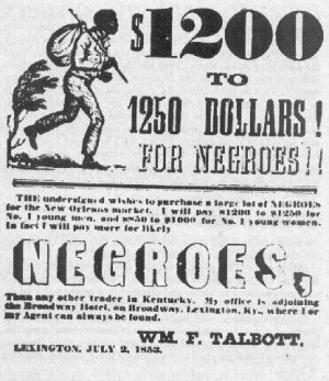 slavery_negroes+wanted-300x347